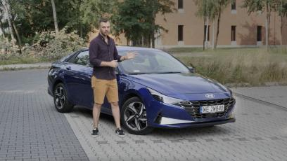 Hyundai Elantra – proste i nowoczesne? A jednak można!