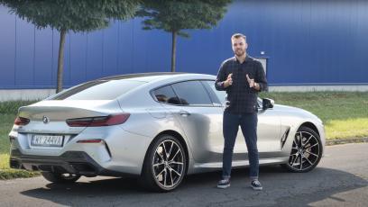 BMW 840d – i po co Ci to M8?