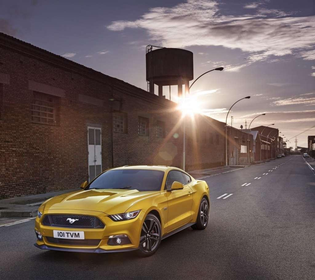 Ford mustang w europie szykuje się wielki sukces