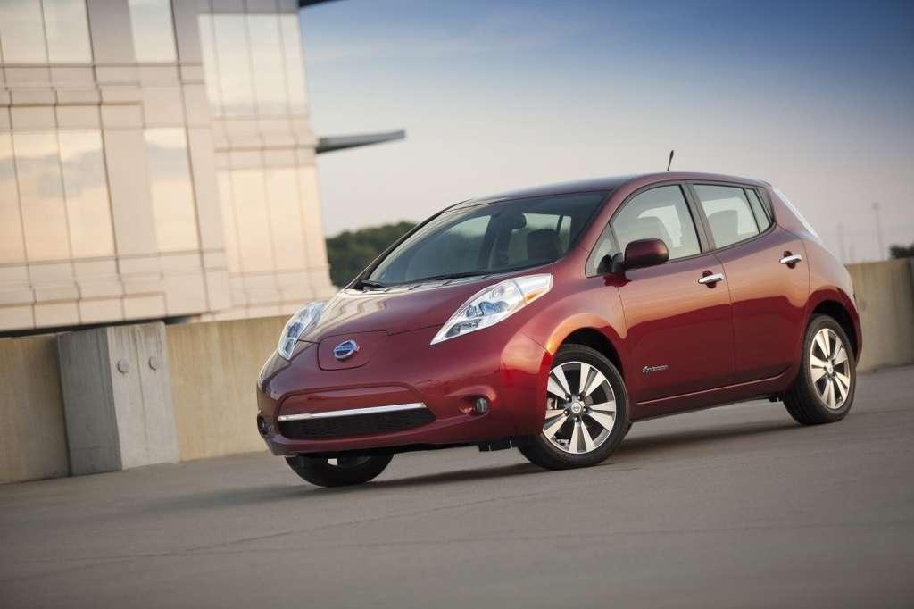 nissan leaf - wyższa cena, wyższe cele? • autocentrum.pl