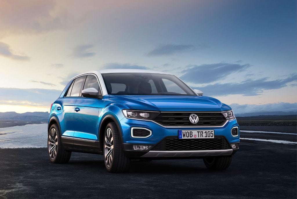 VW T-Roc sprzedaży