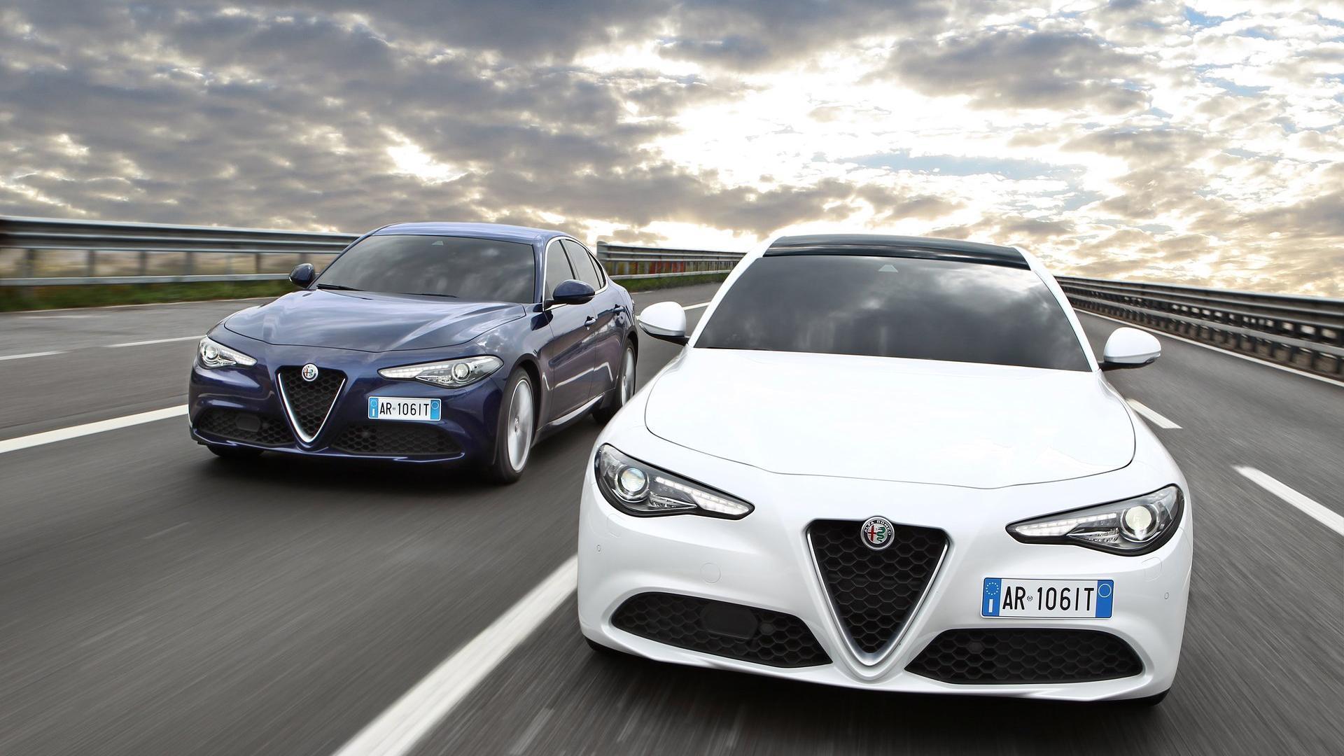 "Modele FCA Alfa Romeo Giulia i Abarth 595 ogłoszone ""Najlepszymi"