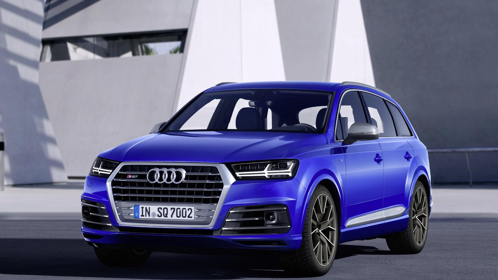 Audi Q7 Ii Sq7 Silniki Dane Testy Autocentrumpl