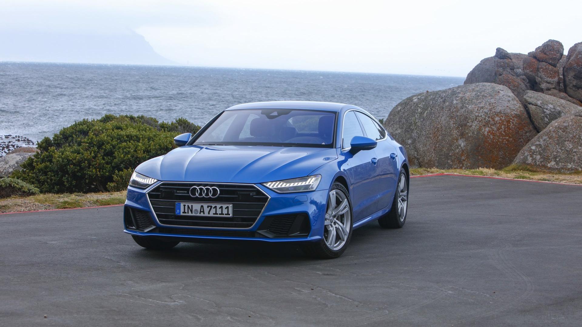 Audi A7 Modele Dane Silniki Testy Autocentrumpl