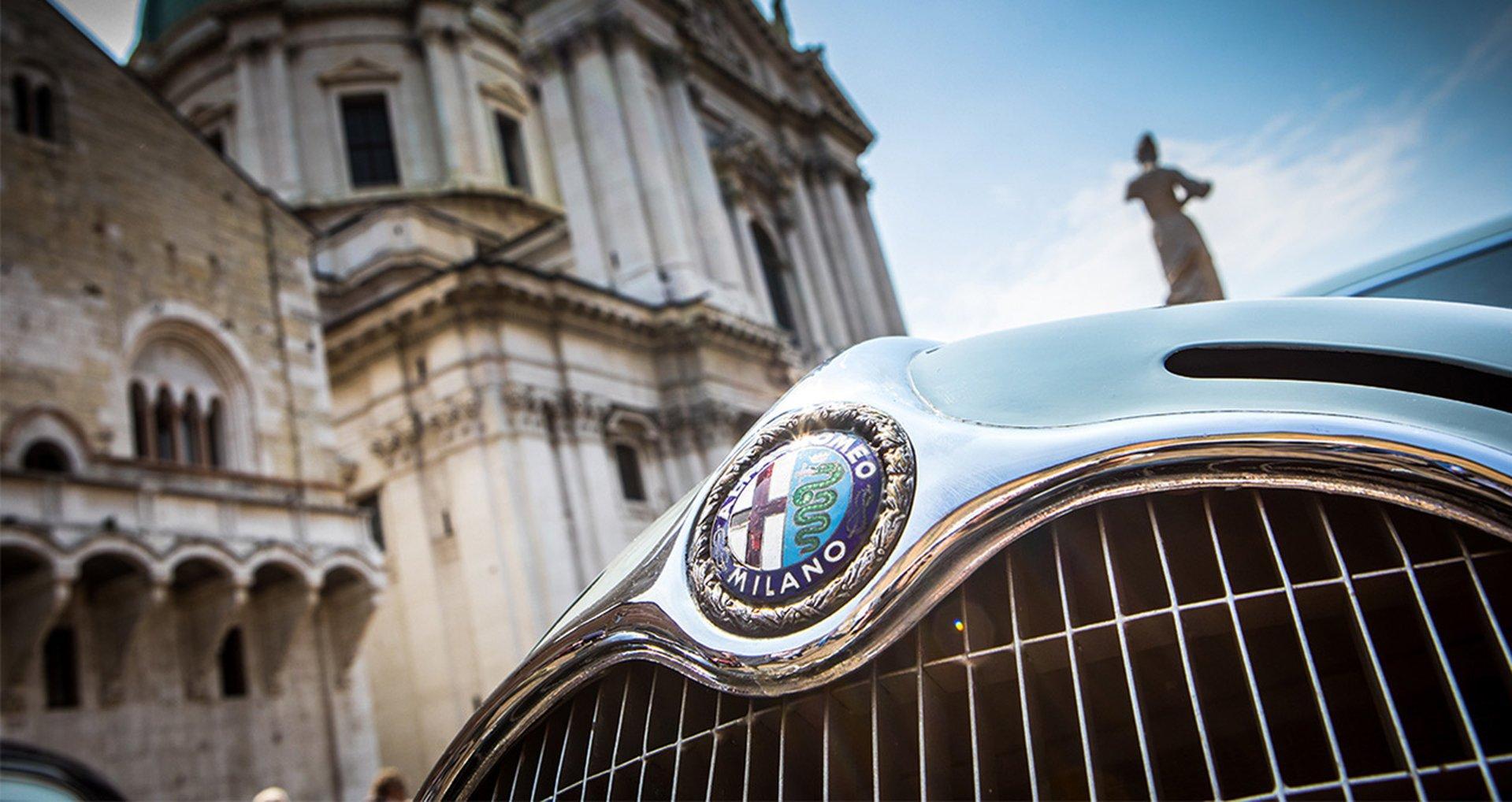 Alfa Romeo świętuje 90 rocznicę swojego pierwszego zwycięstwa w