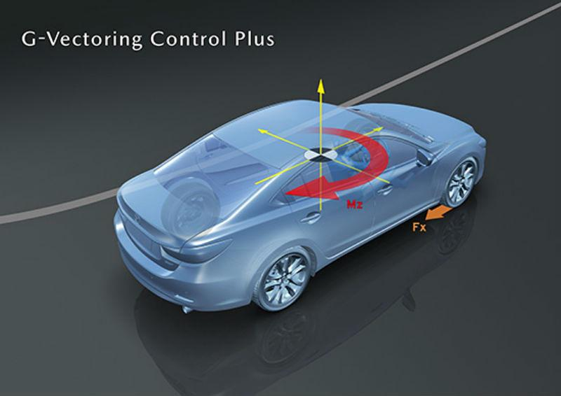 Mazda udoskonaliła system G-Vectoring Control