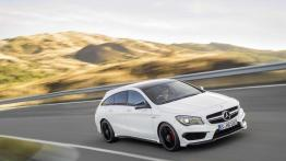 Mercedes-Benz CLA oraz CLA 45 AMG Shooting Brake