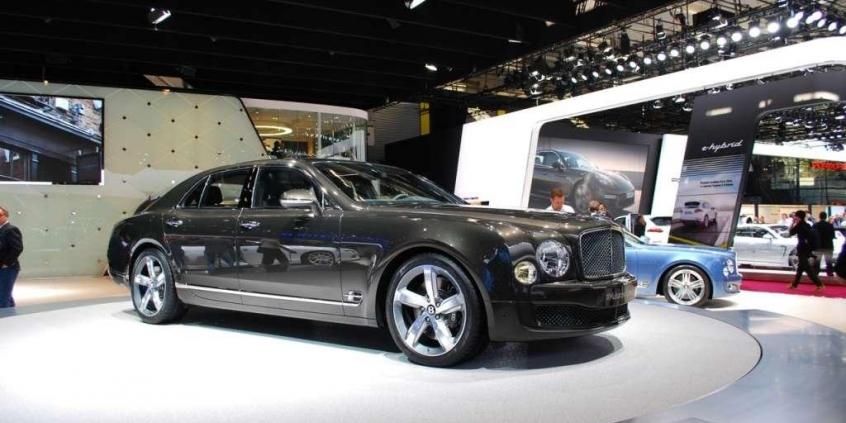 Bentley Mulsanne Speed - sprintem do Paryża