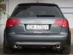 Audi A4 30tdi Quattro 270km Dpf Ciąg Dalszy Blog Auta