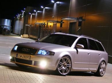 Audi A4 Civicsport Autowcentrumpl