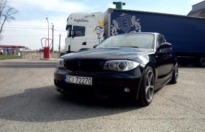 BMW E82 120d Coupe