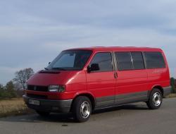 Volkswagen Caravelle Kopciuszek Dlaczego T4 Multivan
