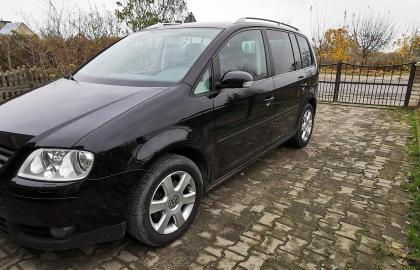 VW Touran 1.9 TDI 105 KM 2006