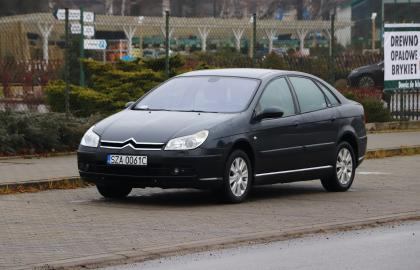 Citroen C5 FL EXCLUSIVE - drugie